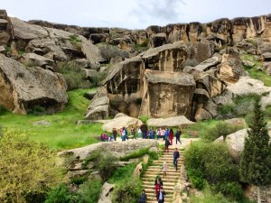 Gobustan-petroglyph-site
